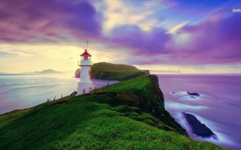 Man Made - Lighthouse Wallpapers and Backgrounds ID : 496013