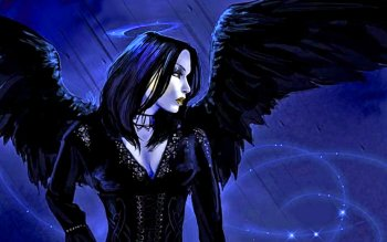 Dark - Angel Wallpapers and Backgrounds ID : 496685
