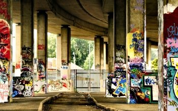 Artistic - Graffiti Wallpapers and Backgrounds ID : 496953