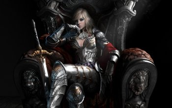 Fantasy - Women Warrior Wallpapers and Backgrounds ID : 497476