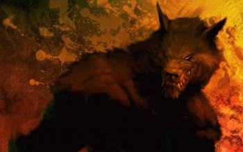 Dark - Werewolf Wallpapers and Backgrounds ID : 497745
