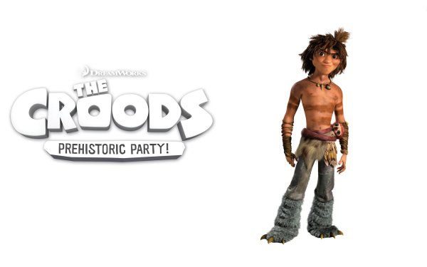 Movie The Croods Guy HD Wallpaper   Background Image