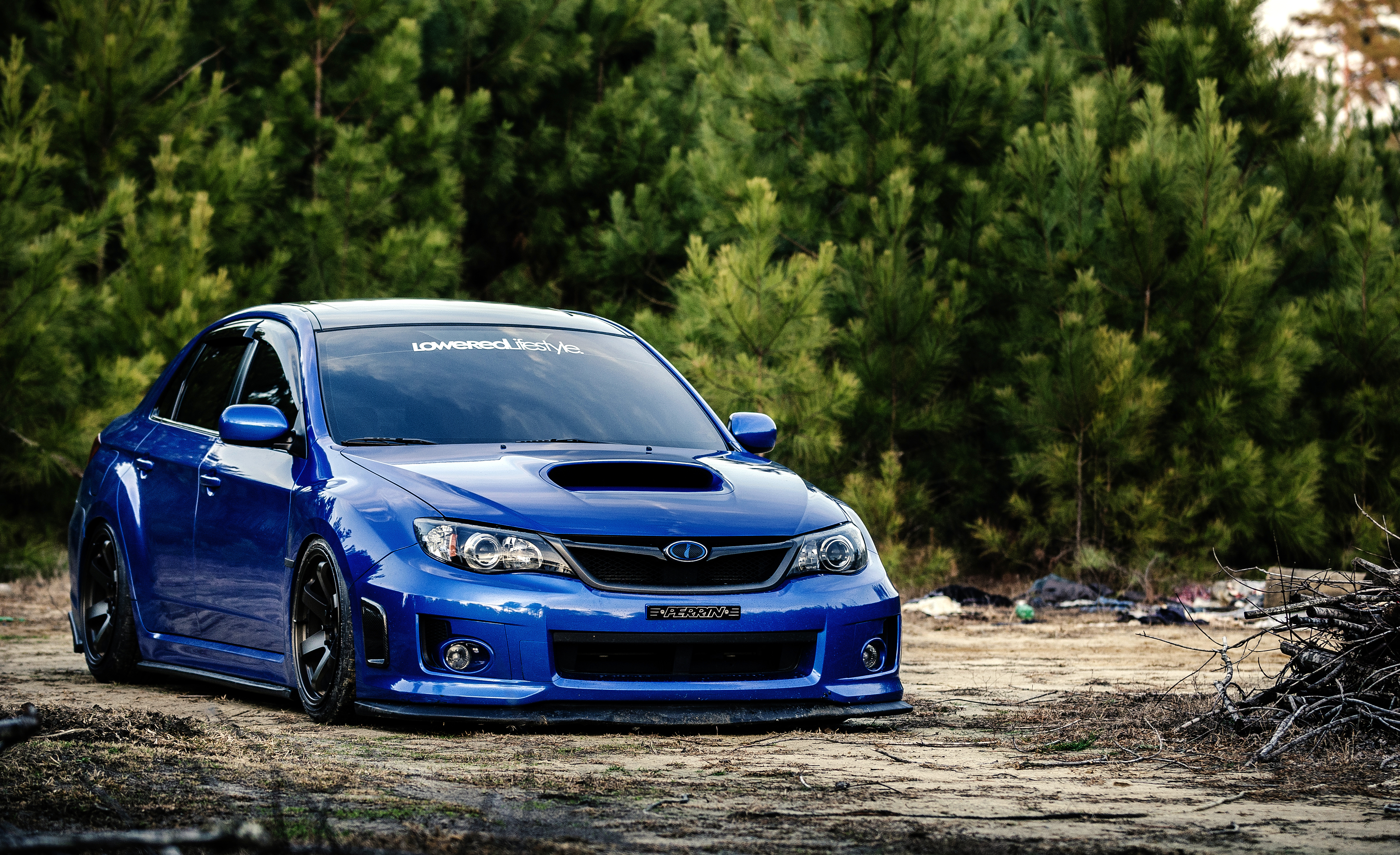 Subaru Impreza 4k Ultra Hd Wallpaper Background Image 4766x2910