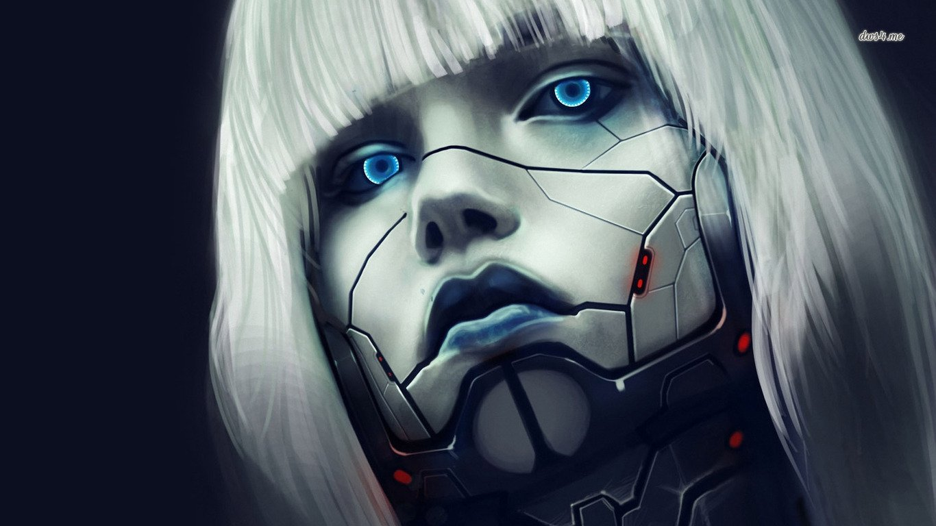 1267 Robot Hd Wallpapers Background Images Wallpaper Abyss