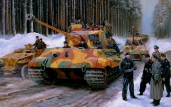 Militär - Panzer Wallpapers and Backgrounds ID : 498159
