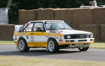 Vehicles - Audi Quattro Wallpapers and Backgrounds ID : 498735