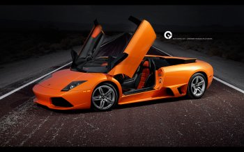 Vehicles - Lamborghini Murcielago Wallpapers and Backgrounds ID : 498746