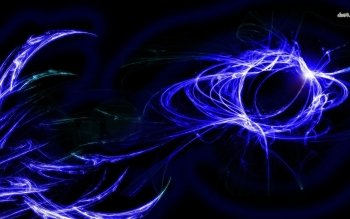 Abstract - Blue Wallpapers and Backgrounds ID : 498975