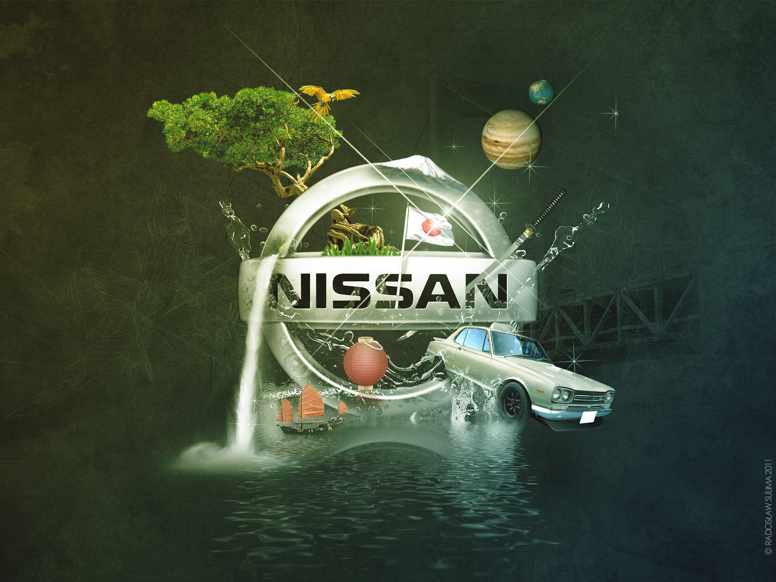 nissan Wallpaper and Background 1600x1200 ID499293