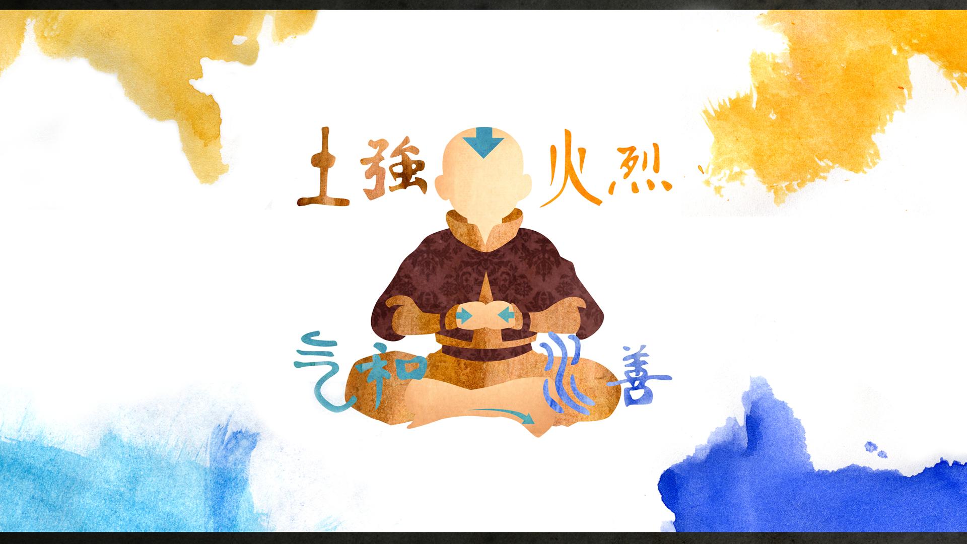 Avatar: The Legend Of Korra Full HD Wallpaper and
