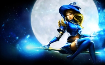 Videojuego - League Of Legends Wallpapers and Backgrounds ID : 499383