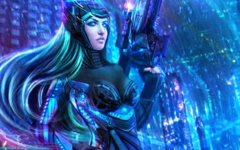 Video Game - League Of Legends Wallpapers and Backgrounds ID : 499954