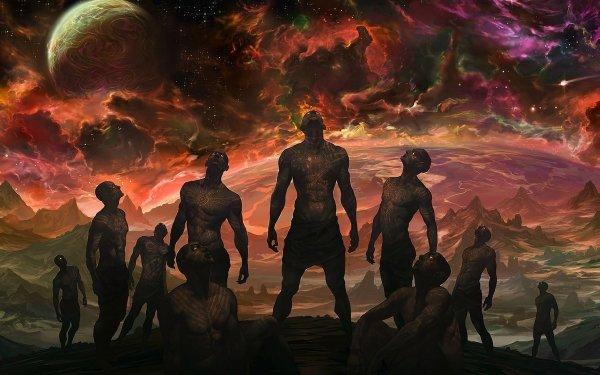 Fantasy Artistic HD Wallpaper | Background Image