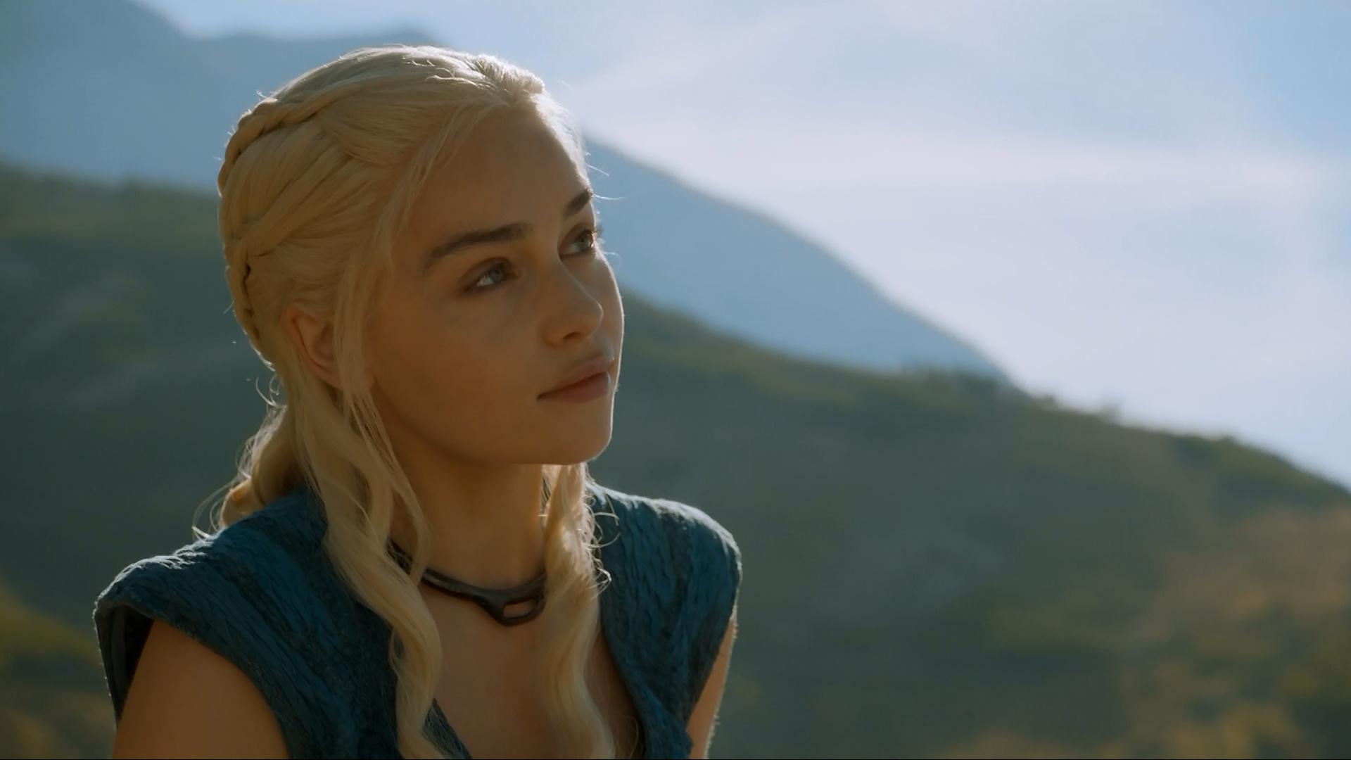 TV Show - Game Of Thrones  Daenerys Targaryen Emilia Clarke Wallpaper