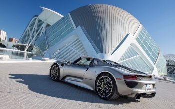 Vehicles - 2014 Porsche 918 Spyder Wallpapers and Backgrounds ID : 500219