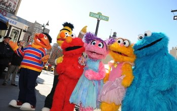 TV Show - Sesame Street Wallpapers and Backgrounds ID : 500299