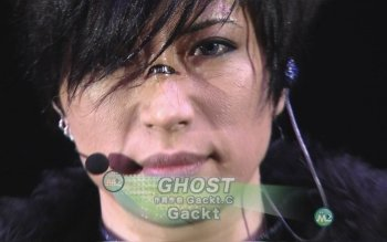 Muziek - Gackt Wallpapers and Backgrounds ID : 500450