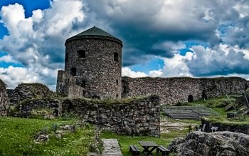 Man Made - Bohus Fortress Wallpapers and Backgrounds ID : 500756