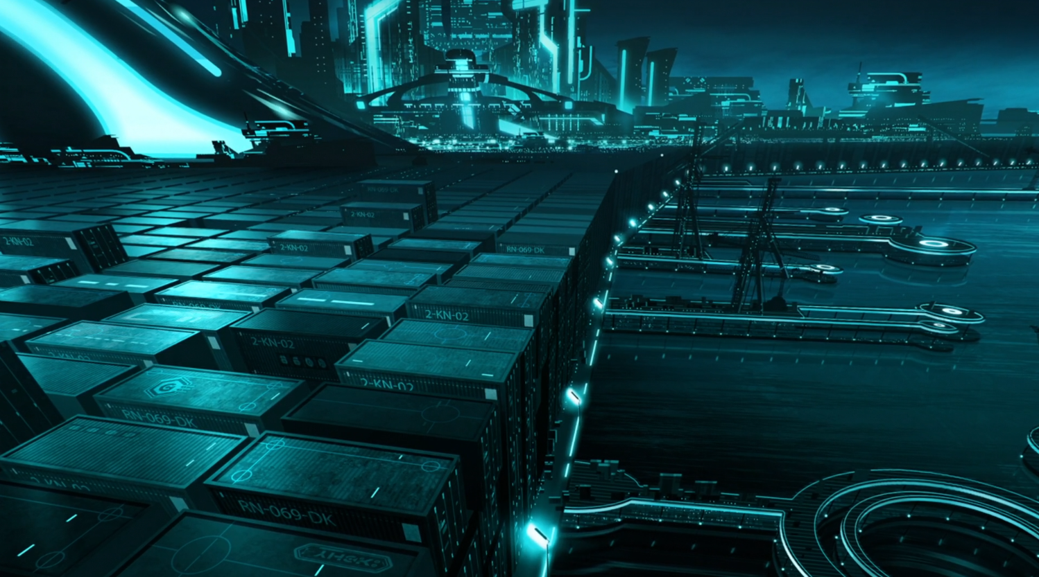 132 Tron Uprising HD Wallpapers