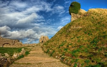 Man Made - Corfe Castle Wallpapers and Backgrounds ID : 501260