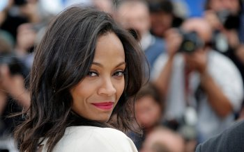 Celebrity - Zoe Saldana Wallpapers and Backgrounds ID : 501326