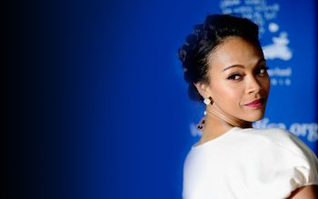 Berühmte Personen - Zoe Saldana Wallpapers and Backgrounds ID : 501336