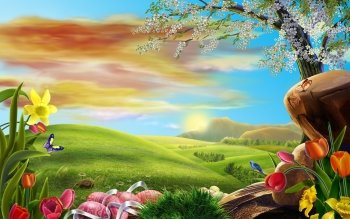 Holiday - Easter Wallpapers and Backgrounds ID : 501727