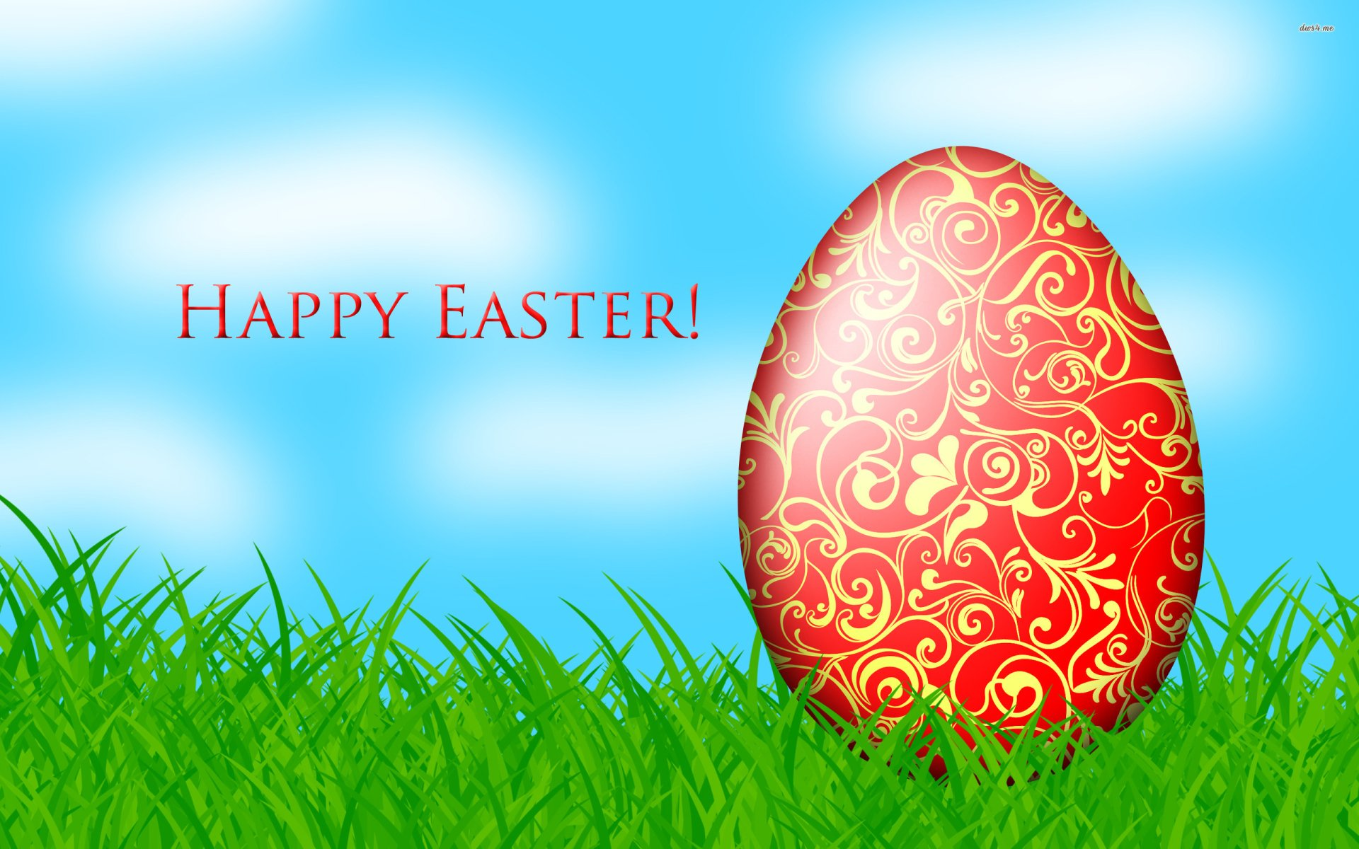 Holiday - Easter  Happy Easter Wallpaper