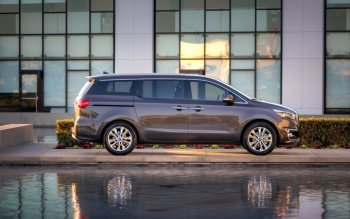 Vehículos - 2015 Kia Sedona Wallpapers and Backgrounds ID : 502119