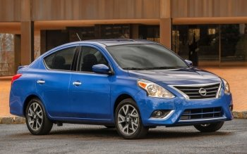 Vehículos - 2015 Nissan Versa Sedan Wallpapers and Backgrounds ID : 502134