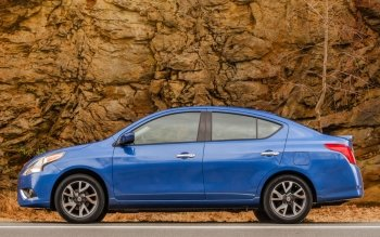 Vehicles - 2015 Nissan Versa Sedan Wallpapers and Backgrounds ID : 502137