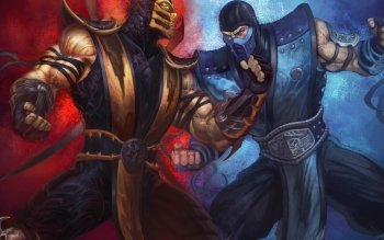 Video Game - Mortal Kombat Wallpapers and Backgrounds ID : 502692