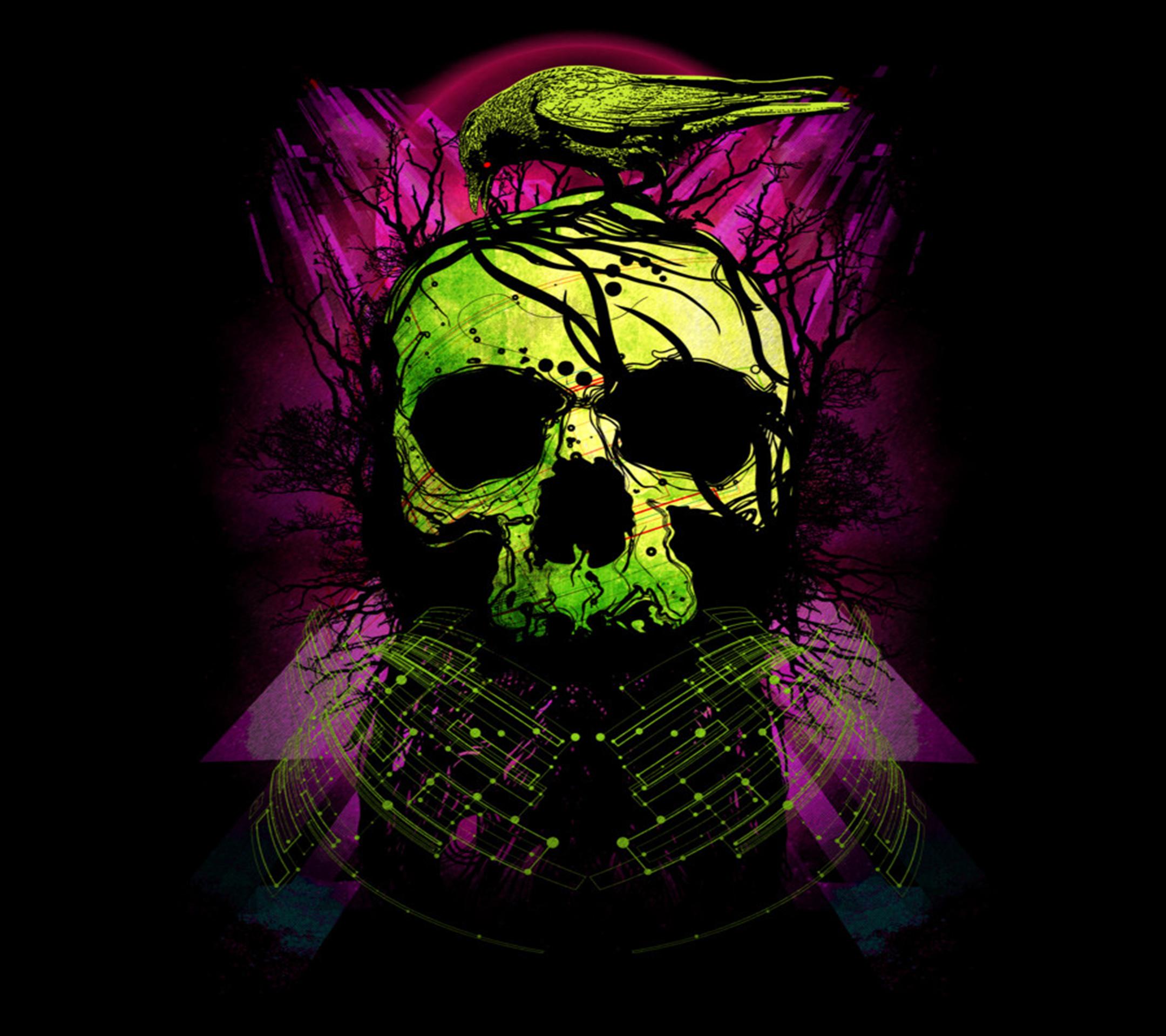 zombie skull wallpapers for desktop - photo #20