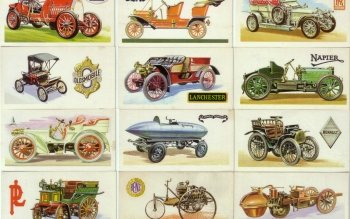Vehicles - Collage  Wallpapers and Backgrounds ID : 503627