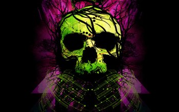 Dark - Skull Wallpapers and Backgrounds ID : 503640