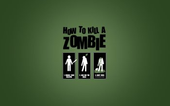 Dark - Zombie Wallpapers and Backgrounds ID : 503701