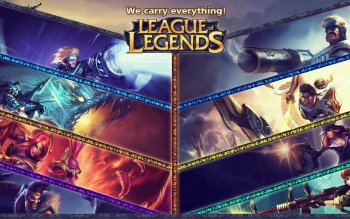 Video Game - League Of Legends Wallpapers and Backgrounds ID : 503761