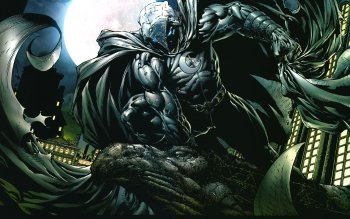 Комиксы - Moon Knight Wallpapers and Backgrounds ID : 504465