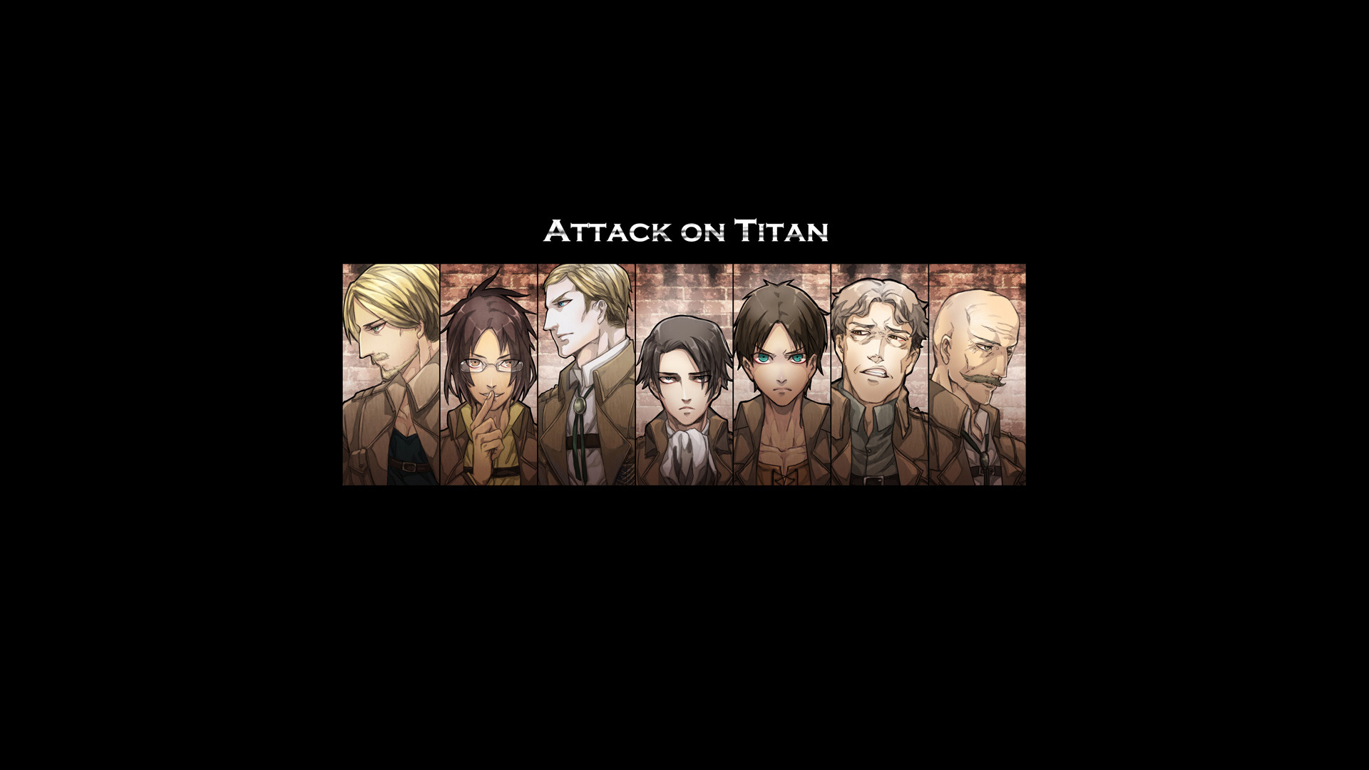 Attack on titan full hd wallpaper and background image for Full wall wallpaper