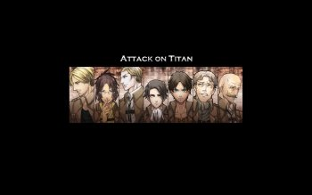 Anime - Attack On Titan Wallpapers and Backgrounds ID : 505619