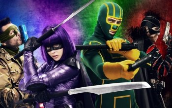 Movie - Kick-Ass 2 Wallpapers and Backgrounds ID : 505633