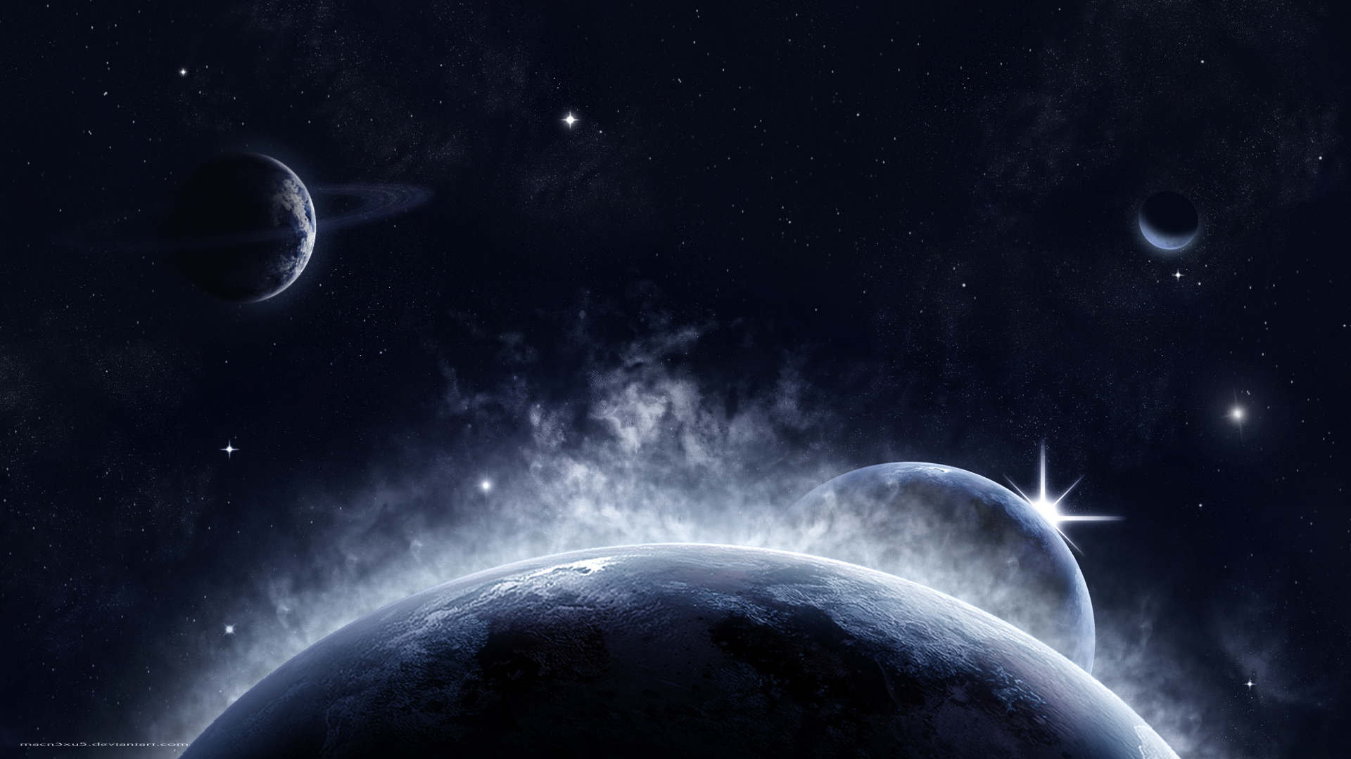 celestial computer wallpapers desktop backgrounds