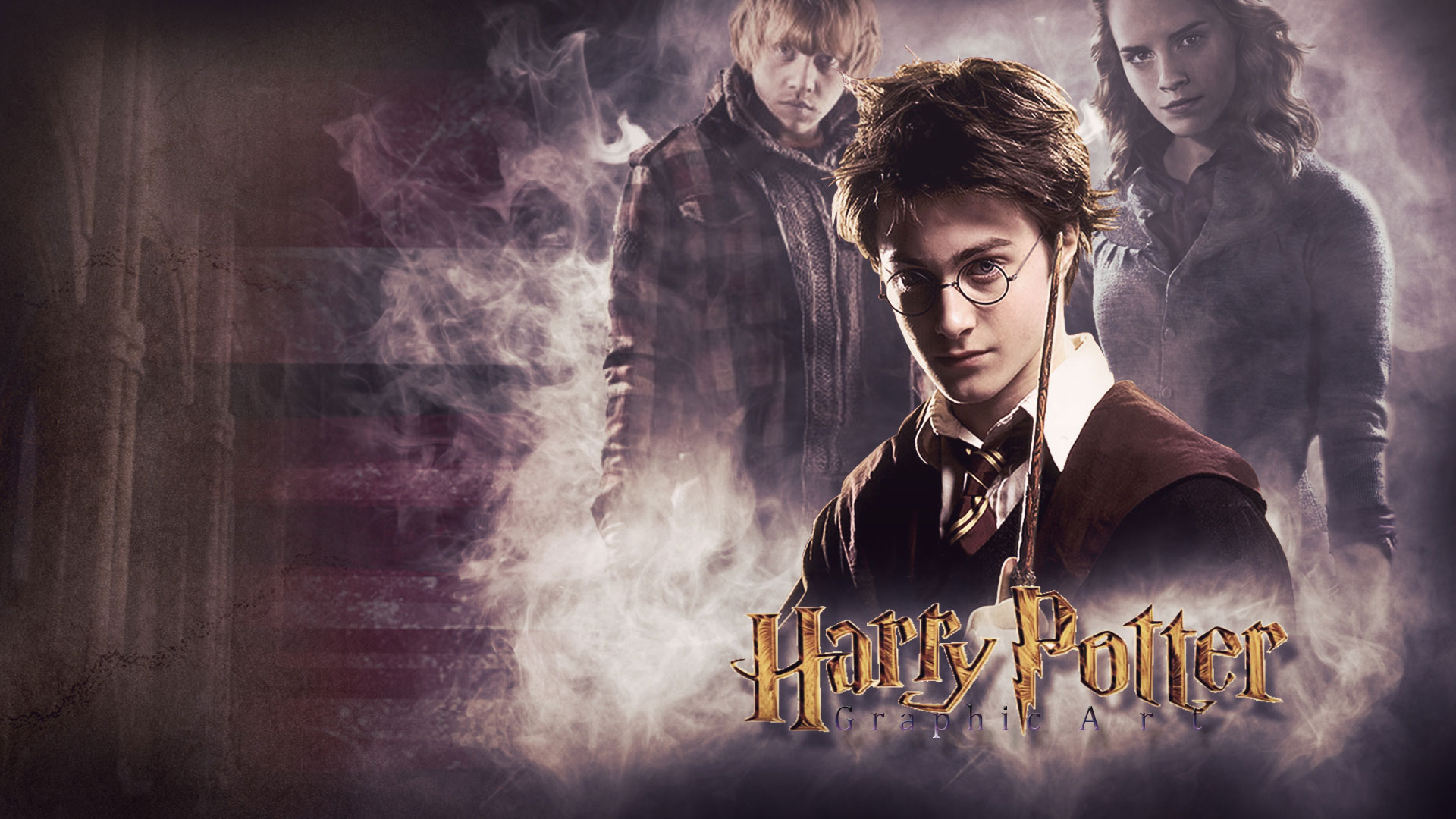 Harry Potter Full HD Papel De Parede And Background Image