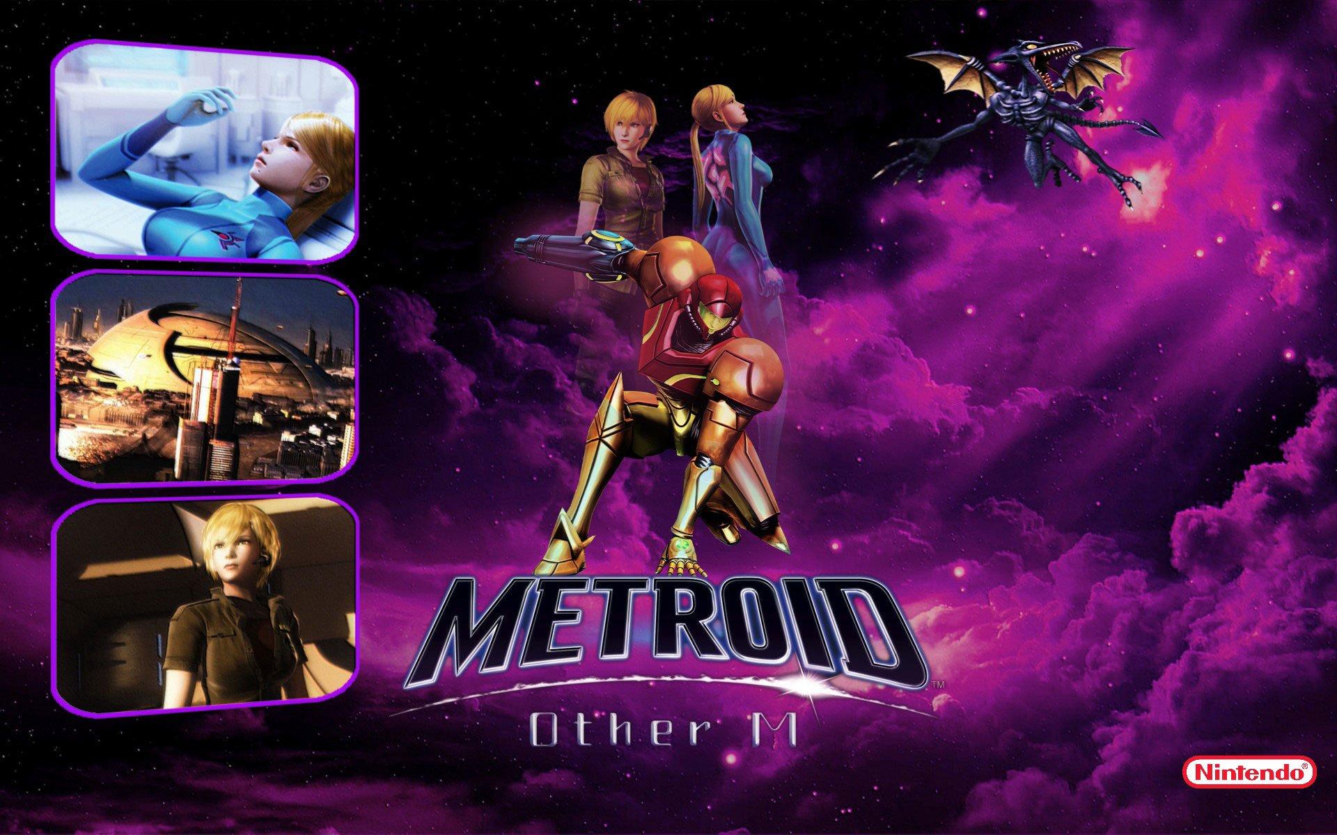 Metroid Other M Fondo De Pantalla Hd Fondo De Escritorio