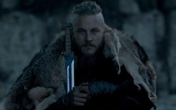 TV Show Vikings Ragnar Lothbrok HD Wallpaper   Background Image