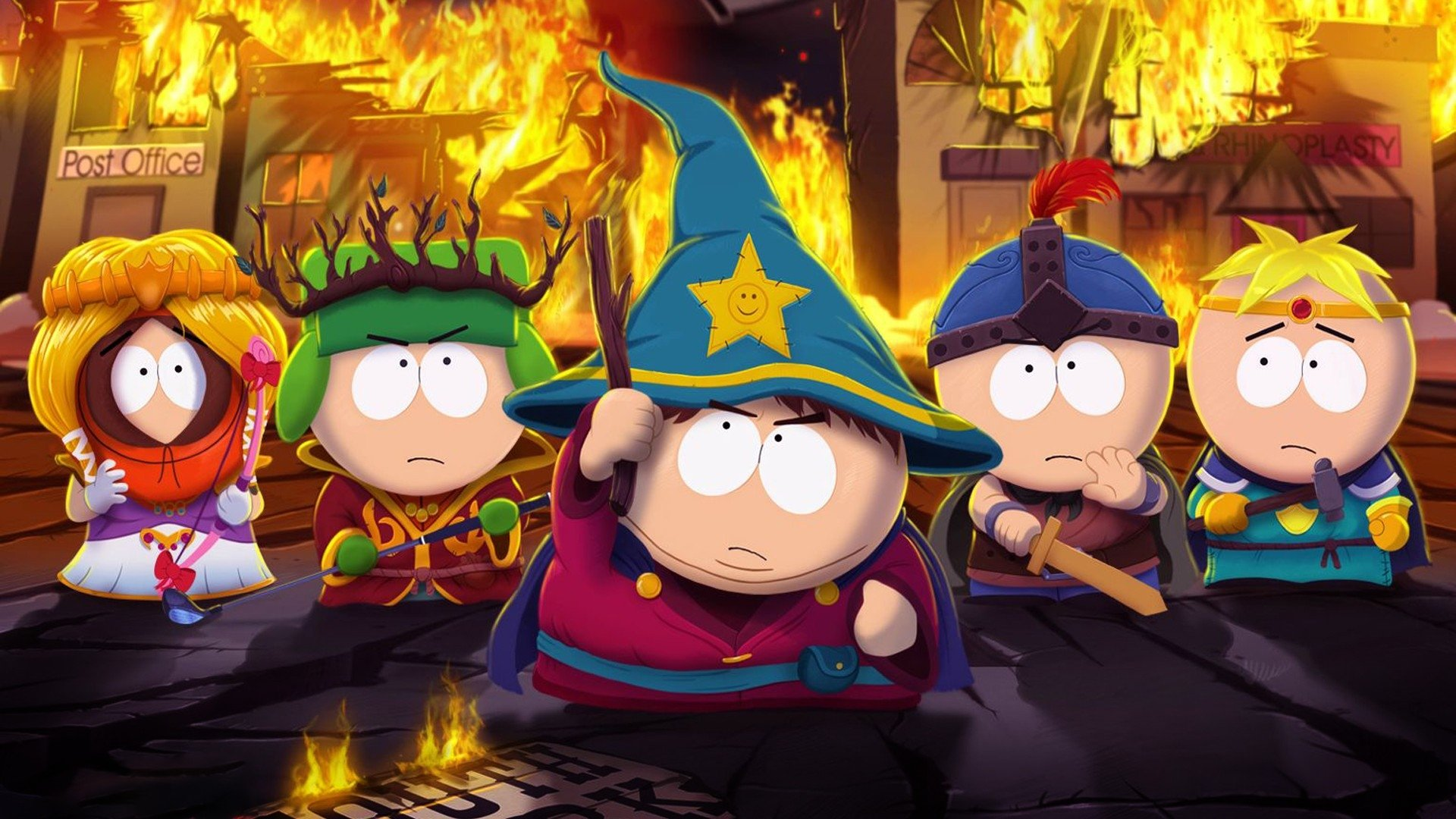 5 South Park The Stick Of Truth Hd Wallpapers Background Images