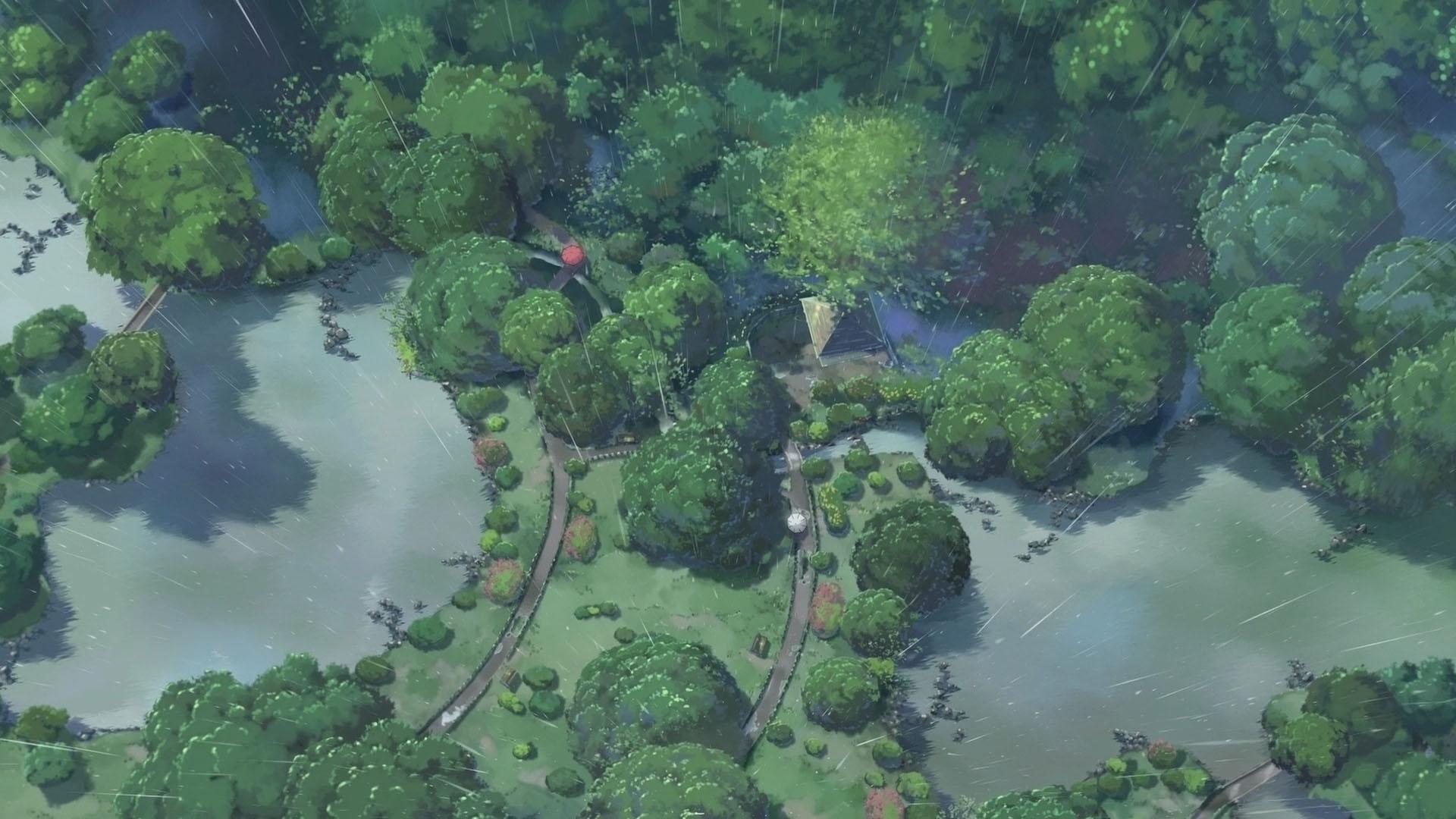 An Analysis of Makoto Shinkai's The Garden of Words