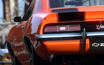 Vehicles - Chevrolet Camaro Z/28 Wallpapers and Backgrounds ID : 508538