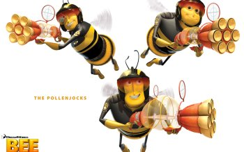 Movie - Bee Movie Wallpapers and Backgrounds ID : 508632