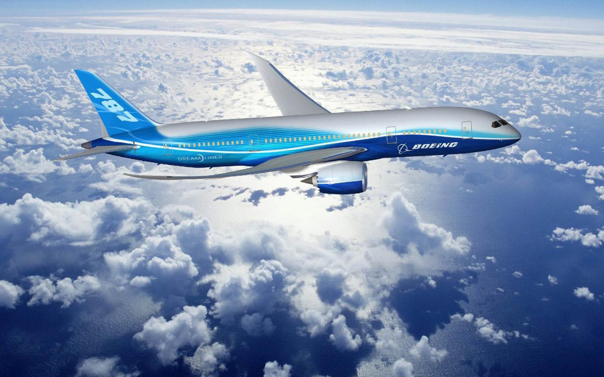 Boeing 787 Dreamliner Fondo De Pantalla Hd Fondo De